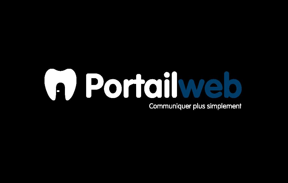 Création de logo : Portail Web