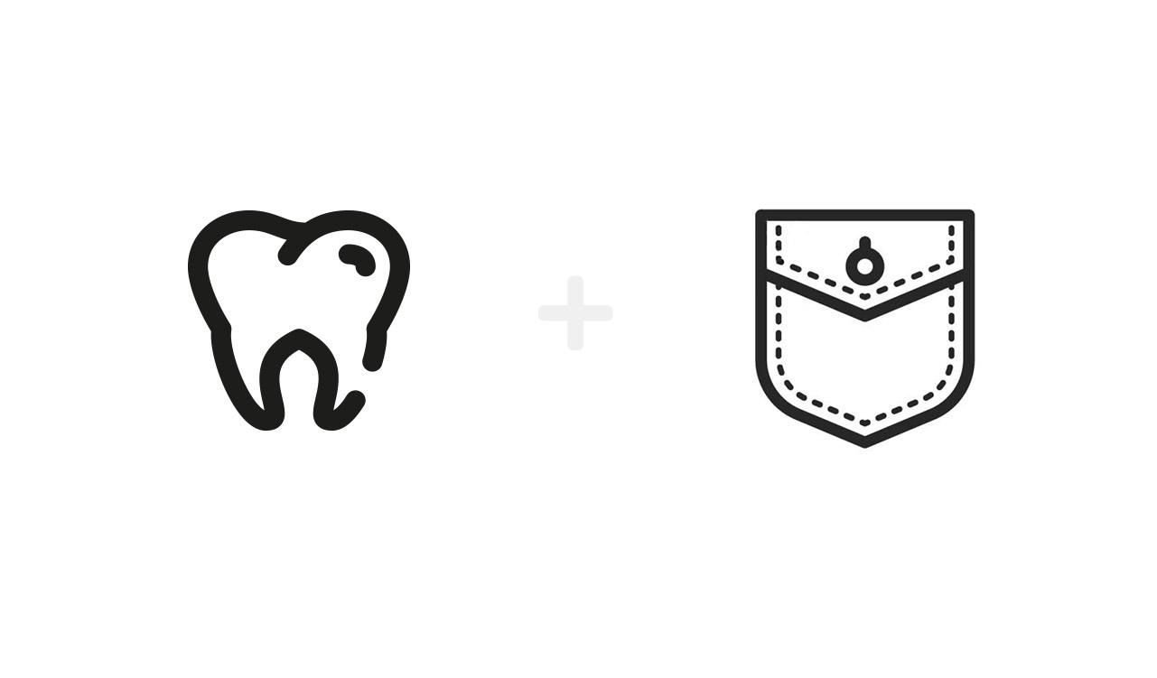 Création de logo : Dentapoche