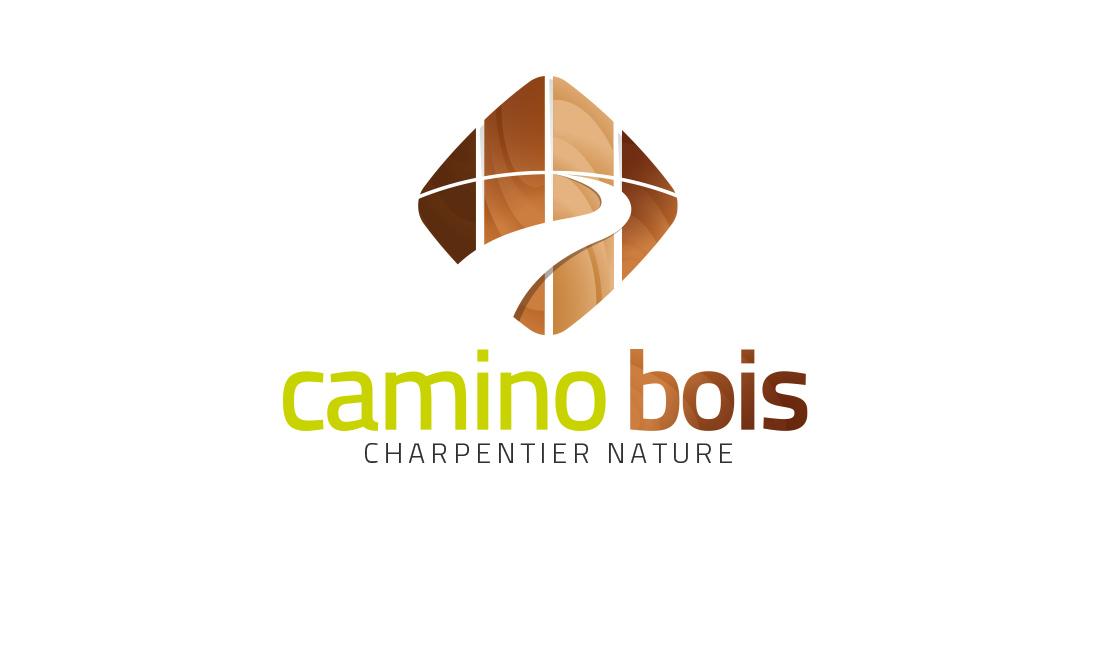 Création de logo : Camino Bois