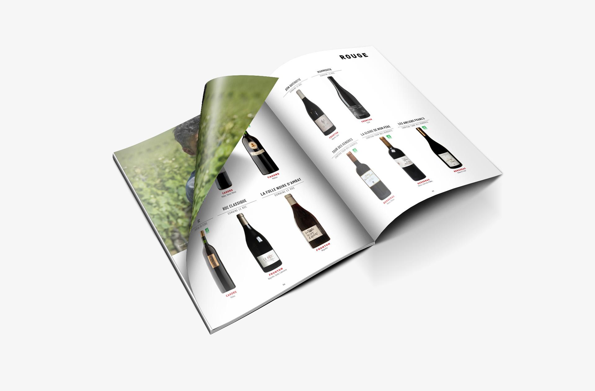 Création d'un magazine : Java Sud Ouest